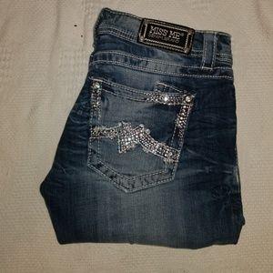 Miss Me Bermuda Shorts sz 30